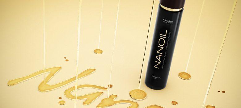 óleo capilar Nanoil
